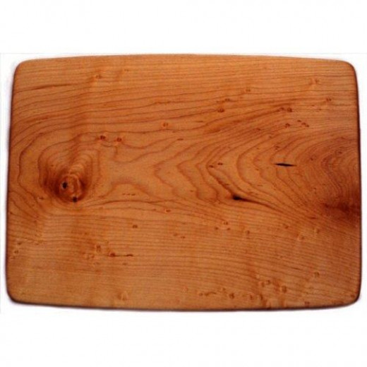A top quality wooden platter