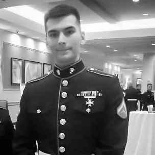 My oldest US Marine son