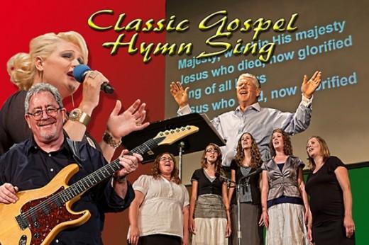 Gospel Sing Poster
