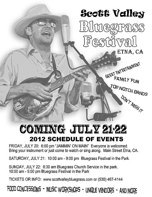 Bluegrass Poster
