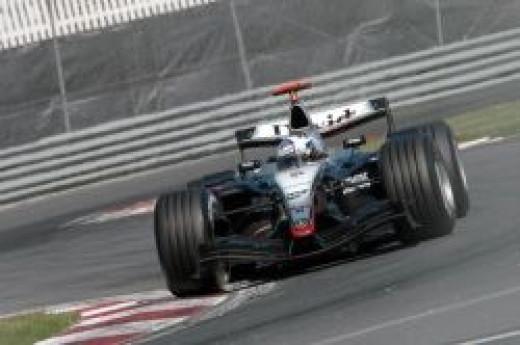 2004 Montreal Grand Prix - MacLaren