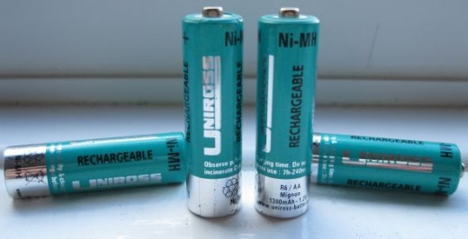 Ni-MH Rechargeables