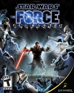 The Force Unleashed Box Art