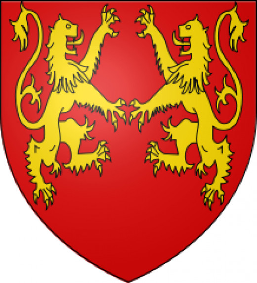 Richard's Coat Of Arms