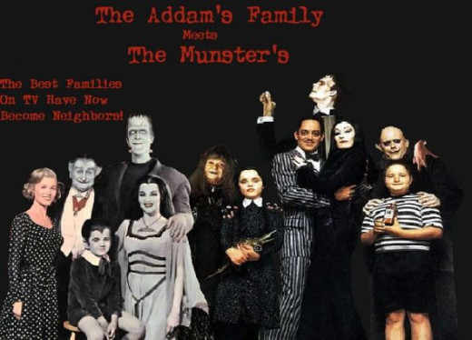 Munsters or Addams Family?