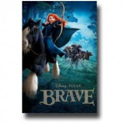 Disney Brave Bedding & Bedroom Decor