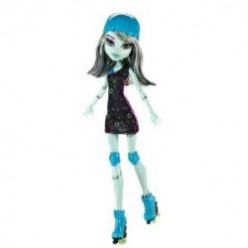 Monster High Skultimate Roller Maze Dolls