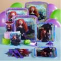 Brave Princess Merida Birthday Party
