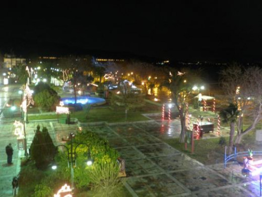 One more night view