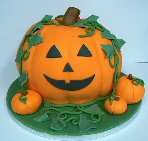 Pumpkin Cake & Cupcake Decorating Ideas hubpages