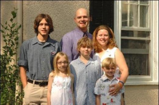 THE BURZIO FAMILY
