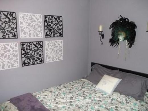 The Purple Bedroom So Far