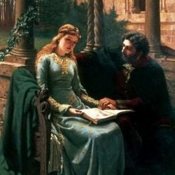 Abelard and His Pupil Heloise