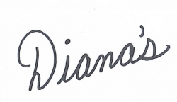 Diana's logo for Diana's Gift Shop - Experience Luxury,  Naturally !