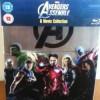 Marvel The Avengers Box Set