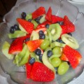 Fast and Simple Fruit Salad