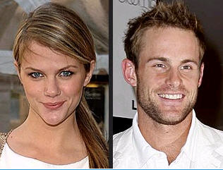 Andy Roddick and Brooklyn Decker