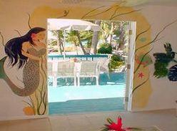 Cedar Cove Resort Mermaid Suite