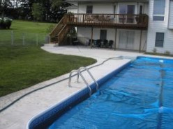 How We Built Our Swimming Pool