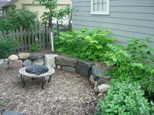 crushed stone patio ideas the hippest