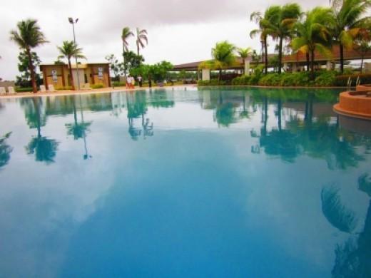 Antel Grand Resort - Taken under Dark Clouds