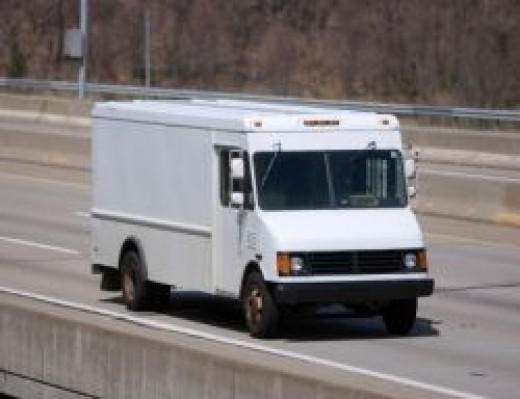 Small Business Truck