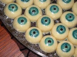 Gelatinous Eyeballs