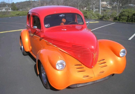 1937 Willys Street Rod