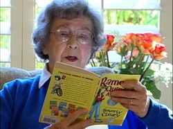 Beverly Cleary Courtesy of the Falk School