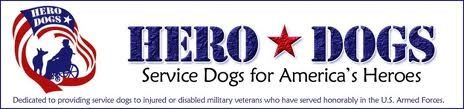 Courtesy of Hero Dogs. Org