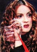 Madonna Mehndi Tattoos
