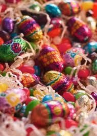 Traditional Easter Candy