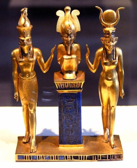 Ancient Egyptians Loved Lapis