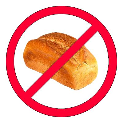 No Bread!