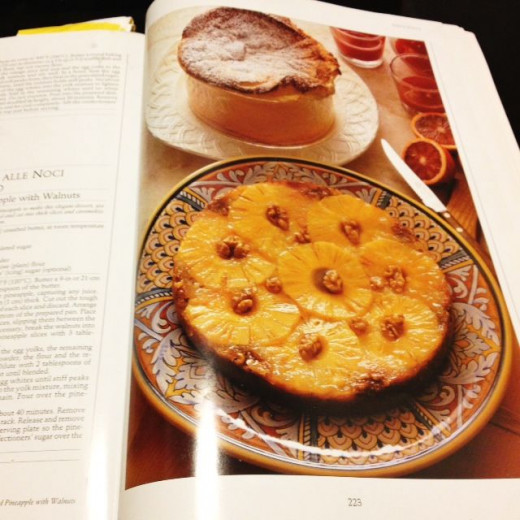 This is what the recipe looks like in the book.