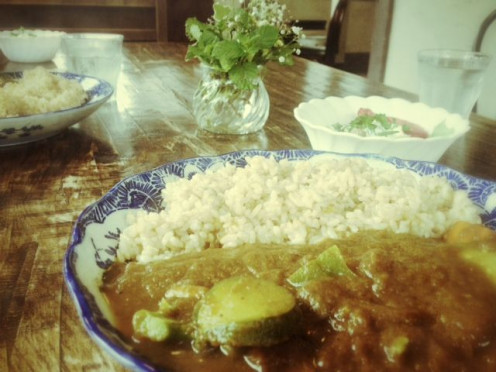 Delicious Curry Rice