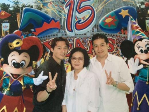 15th Anniversary of Tokyo Disneyland