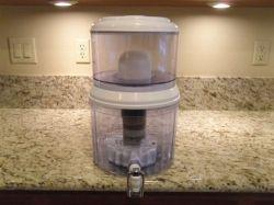 4 Gallon Countertop Water Filter