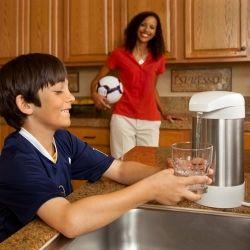 WaterChef's C7000 Premium Countertop Water Filter System