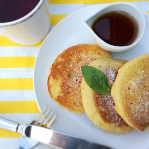 Awesome Paleo Pancakes
