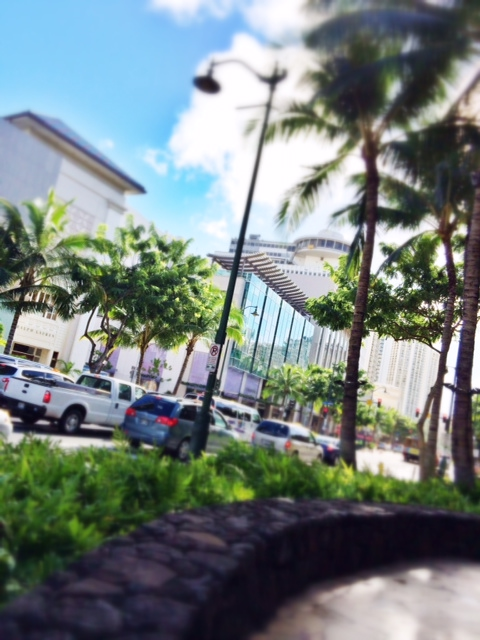 Shopping, dining and entertainment in the heart of Waikiki.
