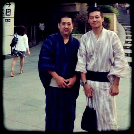 Shinichi and Michael