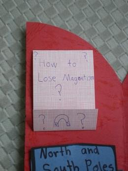 magnetism matchbook