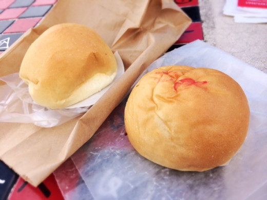 Baked manapuas ( pork buns ) must be eaten at least once on every Hawaiian trip.