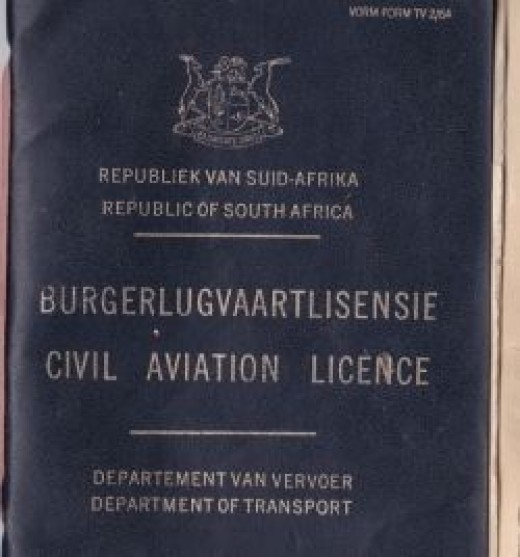 Civil Aviation License