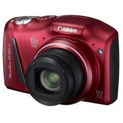 Canon digital camera - compact solution for everybody