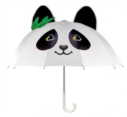 Kidorables Panda Umbrella