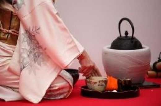 A Tea Ceremony
