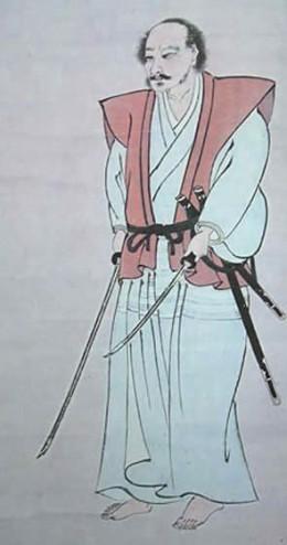Miyamoto Musashi - ronin, writer, artist