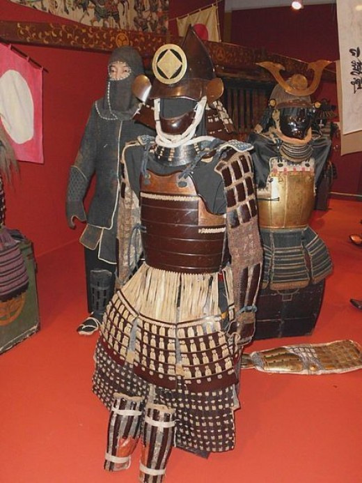 From the Edo Period